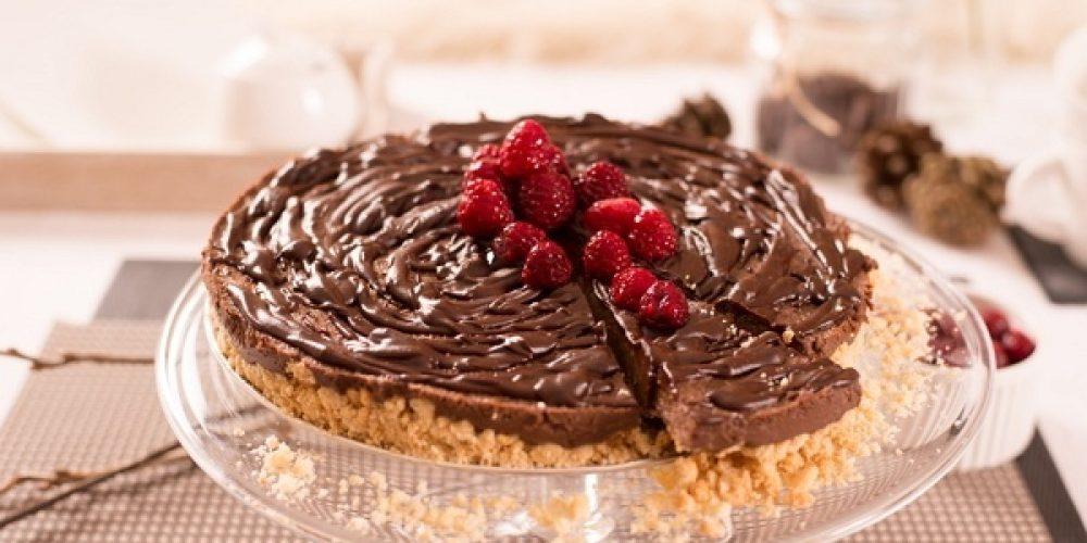 Tort czekoladowy bez pieczenia